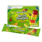 Picture of Rowntree's Fruit Pastilles Lollies 4 x 65ml