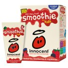 Picture of Innocent Kids Strawberry, Blackberry & Raspberry Smoothies 4 x 180ml