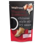 Picture of Chinese Style Stir Fry Sauce Waitrose 160g