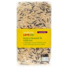 Picture of Wholesome Brown Basmati & Wild Rice Waitrose Love Life 500g