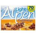 Picture of Alpen Light Bars Chocolate & Orange 5 x 19g