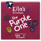 Picture of Ella's Kitchen Organic Smoothie Fruits The Purple One 5 x 90g