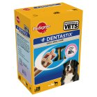 Picture of Pedigree Dentastix Large Dog 28 per pack