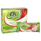 Picture of McVitie's Go Ahead Yogurt Breaks Strawberry 6 x 35.5g