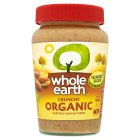Picture of Whole Earth Organic Crunchy Peanut Butter 340g