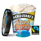 Picture of Ben & Jerry's Baked Alaska Ice Cream 500ml