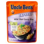 Picture of Uncle Ben's Express Thai Curry Rice 250g