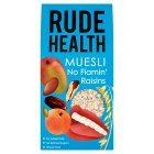 Picture of Rude Health Muesli No Flamin' Raisins 500g