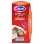 Picture of Calpol Sugar Free Strawberry Liquid +6 Years 80ml