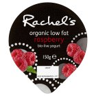 Picture of Rachel's Organic Low Fat Raspberry Yogurt 150g