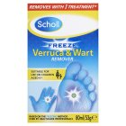 Picture of Scholl Wart & Verruca Freeze Spray 80ml