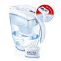 Picture of Brita Elemaris with Meter XL White Jug 3.5L