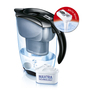 Picture of Brita Elemaris with Meter Cool Black Water Filter Jug 2.4L