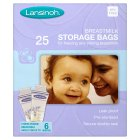 Picture of Lansinoh Baby Breast Milk Storage Bags 25 per pack