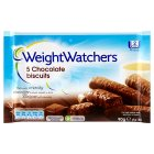 Picture of Weight Watchers Chocolate Biscuits 5 x 18g