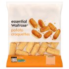 Picture of essential Frozen Potato Croquettes Waitrose 750g