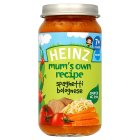 Picture of Heinz Mum's Own Spaghetti Bolognese 200g