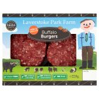 Picture of Laverstoke Park Farm Buffalo Burgers 228g