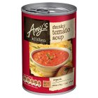 Picture of Amy's Kitchen Low Fat Chunky Tomato Soup 400g