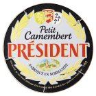 Picture of President Petit Camembert 145g