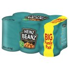 Picture of Heinz Baked Beanz 6 x 415g