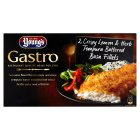 Picture of Young's Gastro 2 Basa Fillets in Lemon & Herb Tempura Batter 320g
