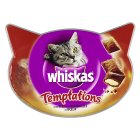 Picture of Whiskas Cat Treats Temptations With Beef 60g