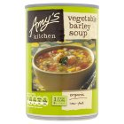 Picture of Amy's Kitchen Low Fat Vegetable Barley Soup 400g