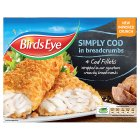 Picture of Birds Eye 4 Simply Cod Crumb 480g