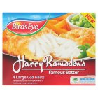 Picture of Birds Eye 4 Large Cod Fillets in Crispy Batter 480g