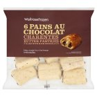 Picture of 6 Frozen Pains Au Chocolat Waitrose 360g