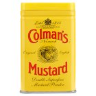 Picture of Colmans Mustard Tin Powder 57g