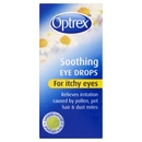 Picture of Optrex Soothing Eye Drops For Itchy Eyes 10ml