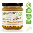 Picture of Green Bay Harvest Raw 13+ Active Manuka Honey 227g