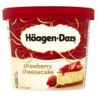Picture of Haagen-Dazs Strawberry Cheesecake Ice Cream 100ml