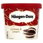 Picture of Haagen-Dazs Cookies & Cream Ice Cream 100ml