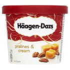 Picture of Haagen-Dazs Pralines & Cream Ice Cream 100ml