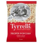 Picture of Tyrrell's Sweet & Salty Popcorn 80g