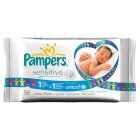 Picture of Pampers Sensitive Baby Wipes Refill 56 per pack