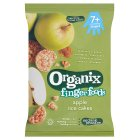 Picture of Organix Apple Rice Cakes 50g