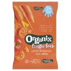 Picture of Organix Carrot & Tomato Rice Cakes 50g