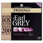 Picture of Twinings Earl Grey 200 per pack