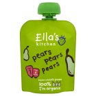 Picture of Ella's Kitchen Organic Smooth Pear Puree 70g