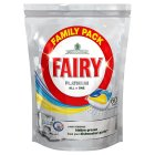 Picture of Fairy Platinum Dishwasher Tablets Lemon 60 per pack