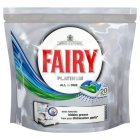 Picture of Fairy Platinum Dishwasher Tablets Original 20 per pack