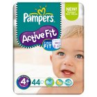 Picture of Pampers Active Fit Size 4+ (9-20kg) Economy Pack 44 per pack