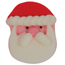 Picture of Anniversary House Sugarcraft Father Christmas 5 per pack