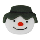 Picture of Anniversary House Sugarcraft The Snowman 5 per pack