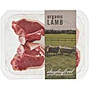 Picture of Daylesford Organic Lamb Loin Chops Typical weight: 500g