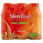 Picture of Slim Fast Cafe Latte Ready to Drink Milkshake  6 x 325ml